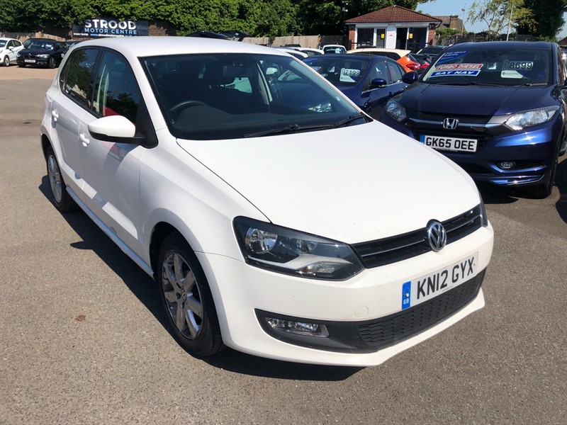 used VW Polo Match in rochester-kent
