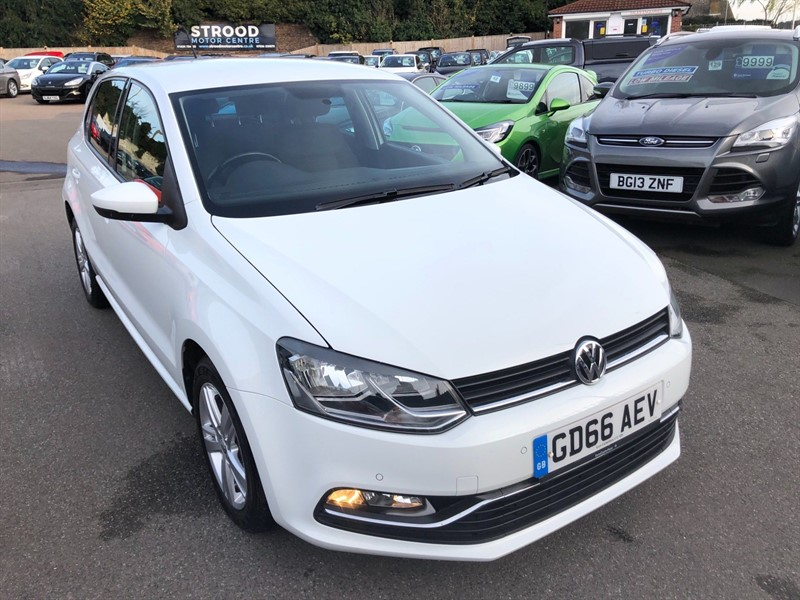used VW Polo Match (s/s) in rochester-kent