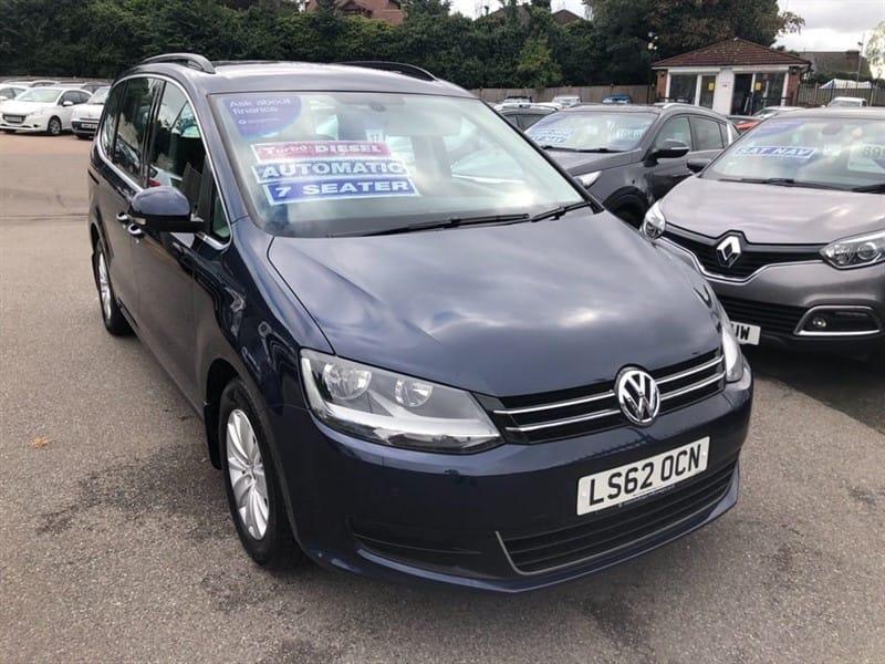 used VW Sharan BlueMotion Tech SE DSG in rochester-kent
