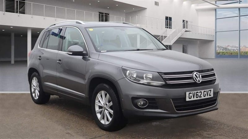 used VW Tiguan BlueMotion Tech SE DSG 4WD (s/s) in rochester-kent