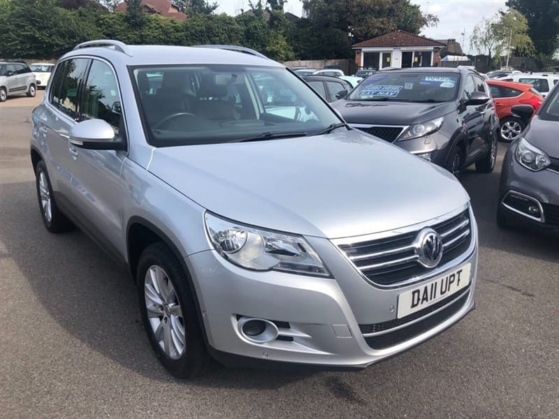 used VW Tiguan BlueMotion Tech Match (s/s) in rochester-kent