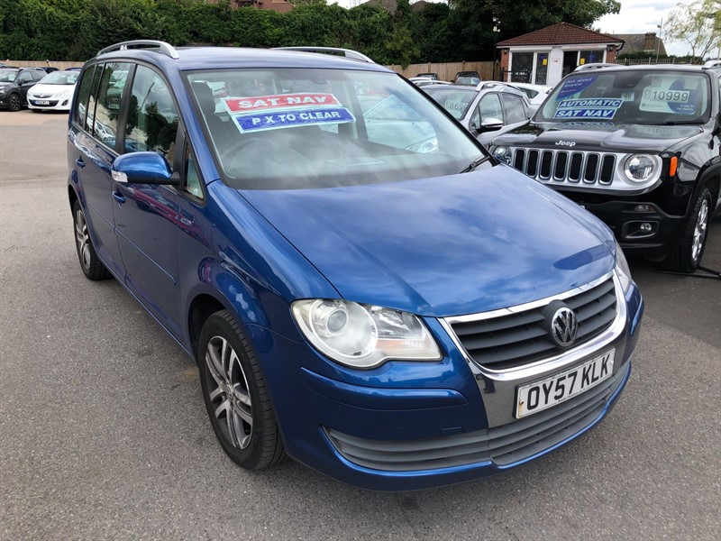 used VW Touran SE (5 Seats) in rochester-kent