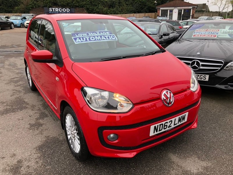 used VW Up High ASG in rochester-kent