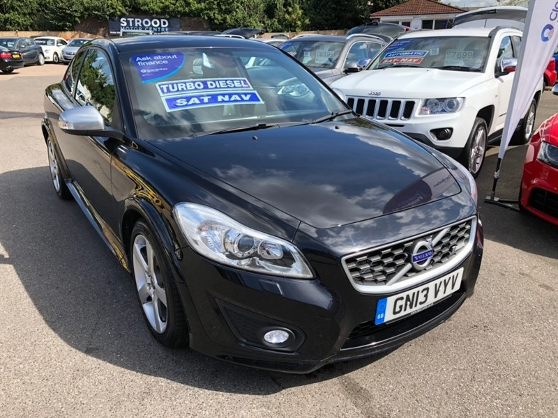 used Volvo C30 D2 R-Design Lux 2dr in rochester-kent