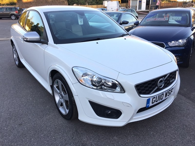 used Volvo C30 R-Design 2dr in rochester-kent