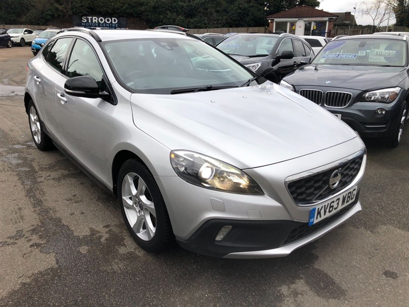 used Volvo Cross Country D2 Lux Cross Country Powershift (s/s) in rochester-kent