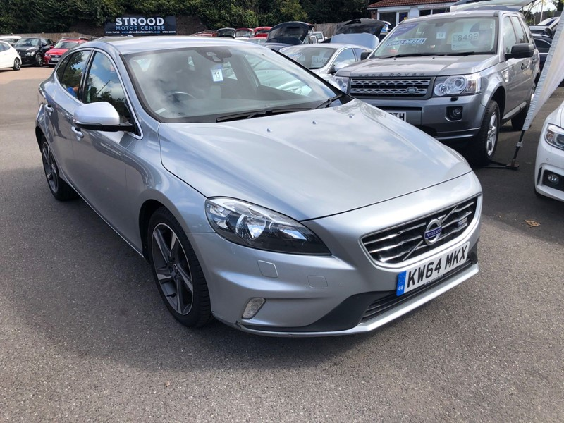 used Volvo V40 D2 R-Design Nav Powershift in rochester-kent