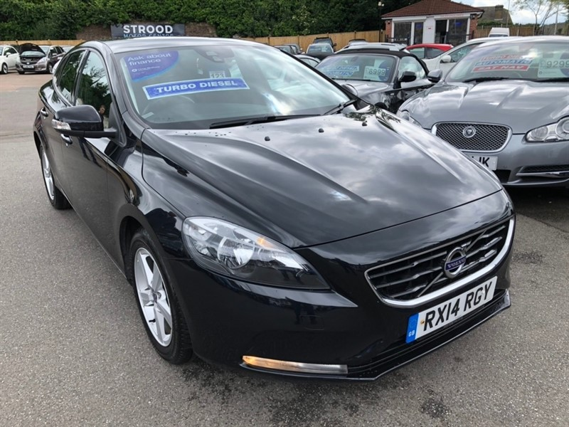 used Volvo V40 D2 ES 5dr in rochester-kent