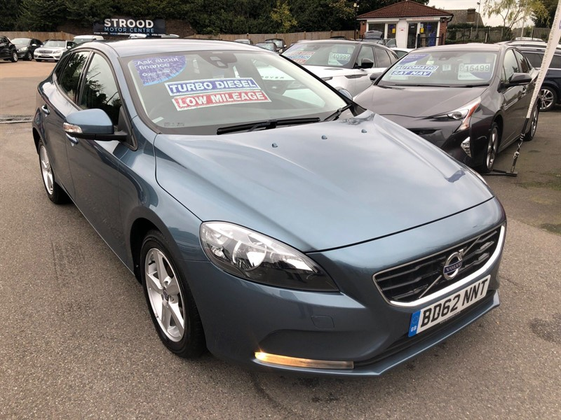 used Volvo V40 D2 ES in rochester-kent