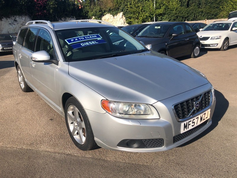 used Volvo V70 D5 SE Lux in rochester-kent