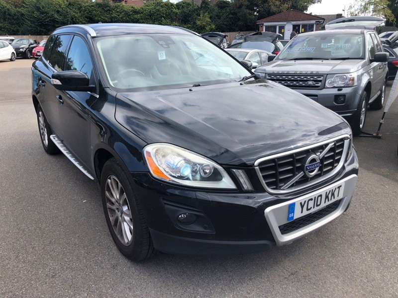 used Volvo XC60 D5 SE Lux Geartronic AWD in rochester-kent