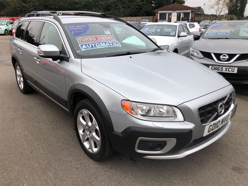 used Volvo XC70 D3 DRIVe SE Lux Geartronic in rochester-kent
