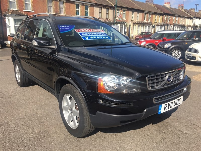 used Volvo XC90 D5 Active Estate Geartronic AWD 5dr in rochester-kent