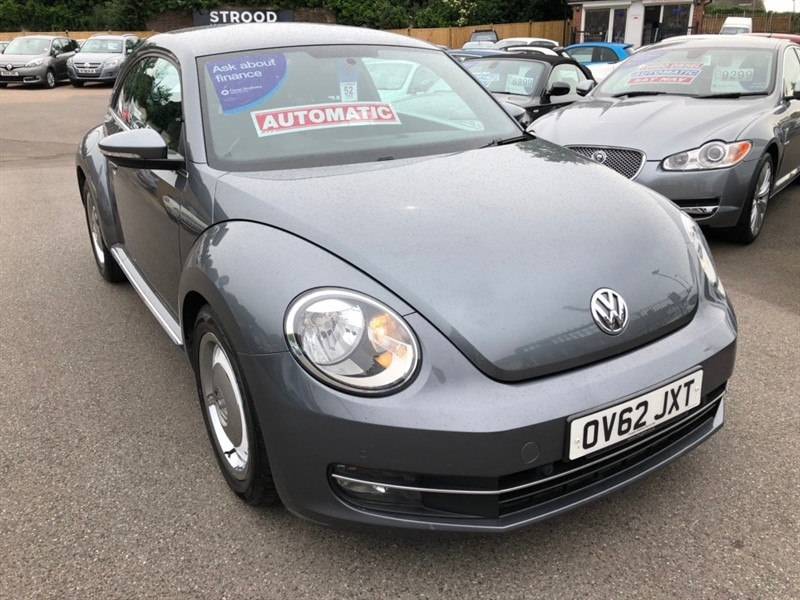 used VW Beetle TSI Design DSG 3dr in rochester-kent