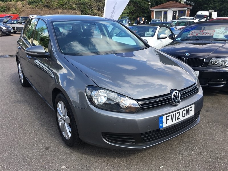 used VW Golf TDI Match DSG 5dr in rochester-kent