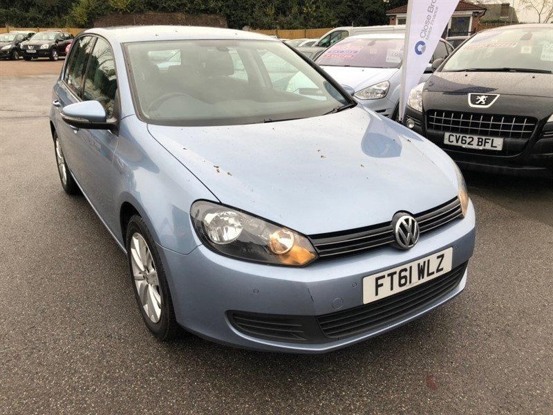 used VW Golf TDI Match 5dr in rochester-kent