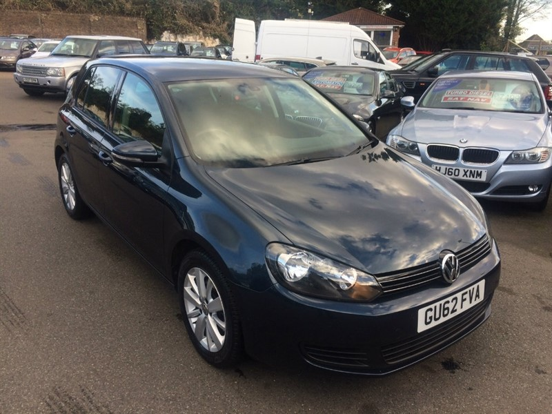 used VW Golf TDI BlueMotion Tech Match 5dr in rochester-kent