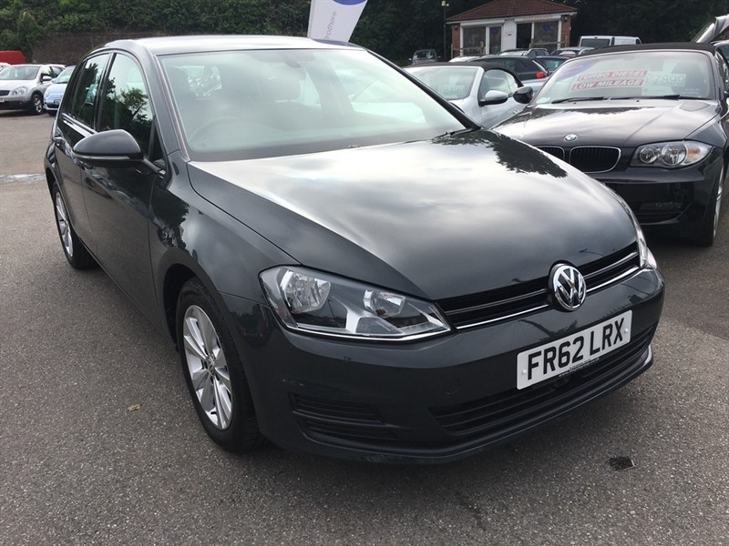 used VW Golf TDI SE (s/s) 5dr in rochester-kent