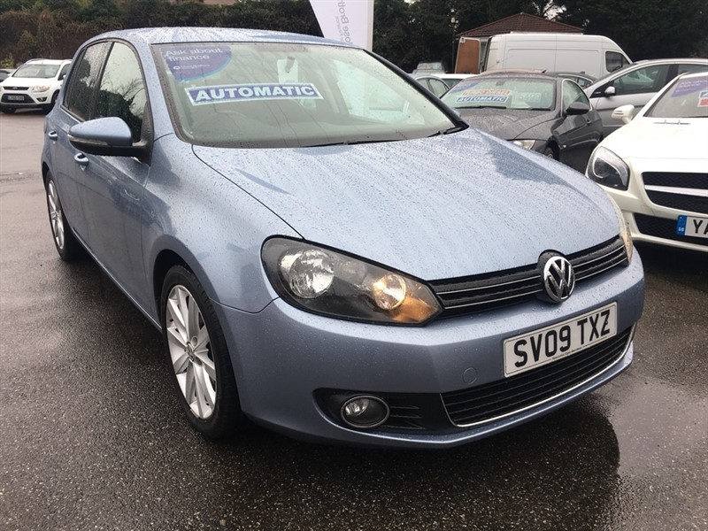 used VW Golf TSI GT DSG 5dr in rochester-kent