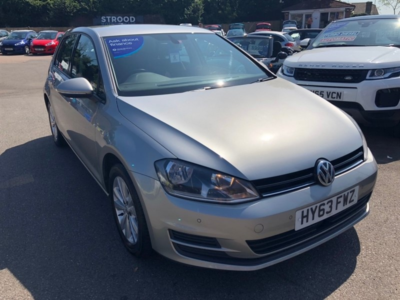 used VW Golf TSI SE (s/s) 5dr in rochester-kent