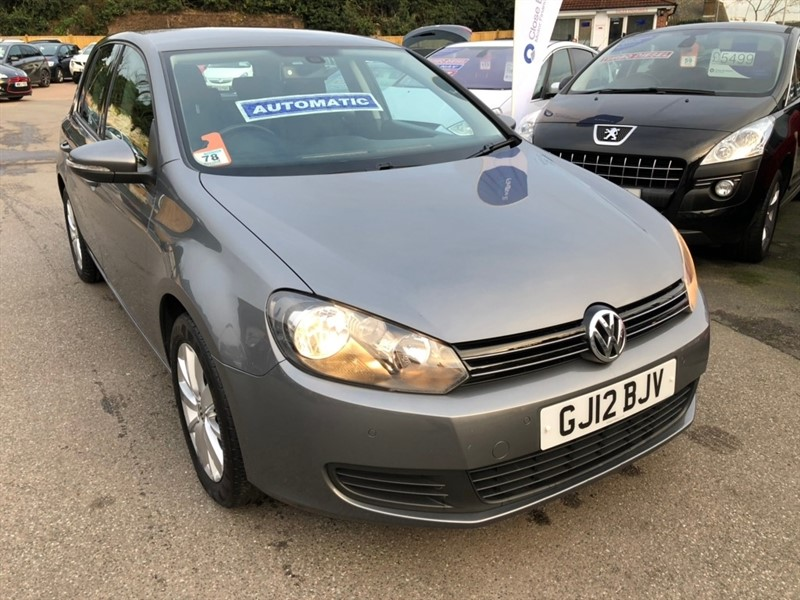 used VW Golf TSI Match DSG 5dr in rochester-kent