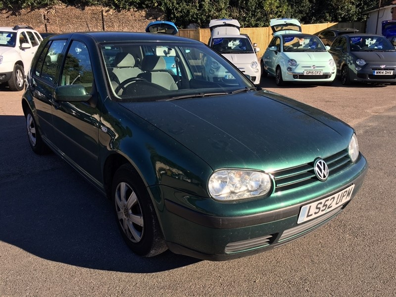 used VW Golf SE 5dr in rochester-kent