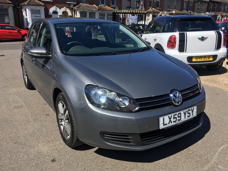 used VW Golf TSI SE 5dr in rochester-kent