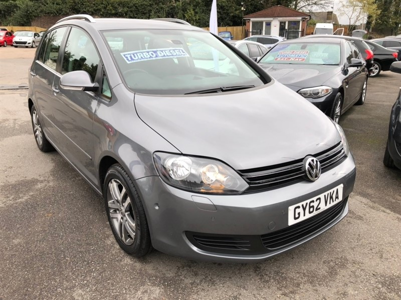used VW Golf Plus TDI SE 5dr in rochester-kent