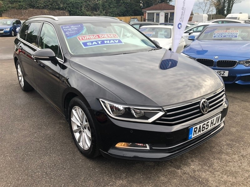 used VW Passat TDI BlueMotion Tech SE Business (s/s) 5dr in rochester-kent