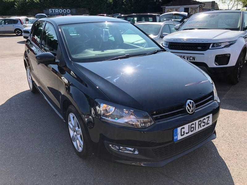 used VW Polo TDI Match 5dr in rochester-kent