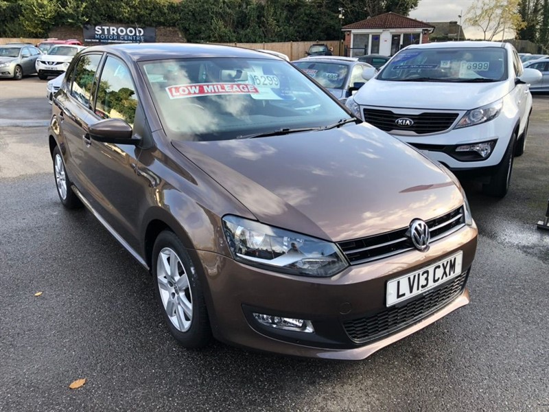 used VW Polo Match 5dr in rochester-kent