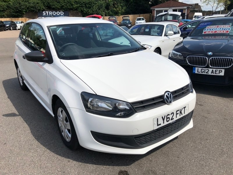 used VW Polo S 3dr (a/c) in rochester-kent