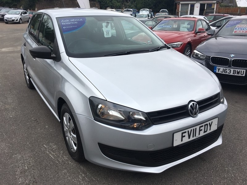 used VW Polo S 5dr (a/c) in rochester-kent