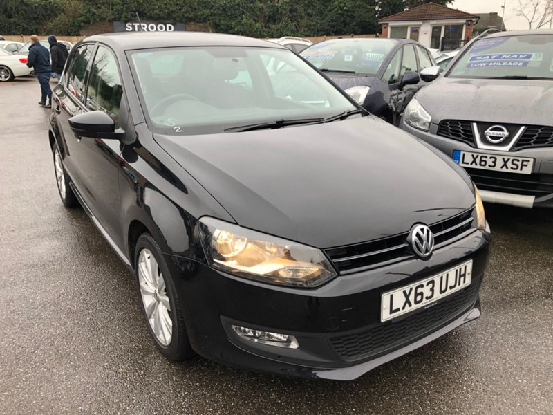used VW Polo Match Edition 5dr in rochester-kent
