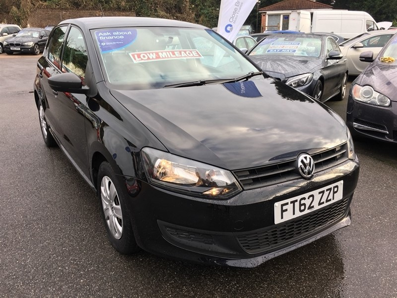 used VW Polo S 5dr in rochester-kent