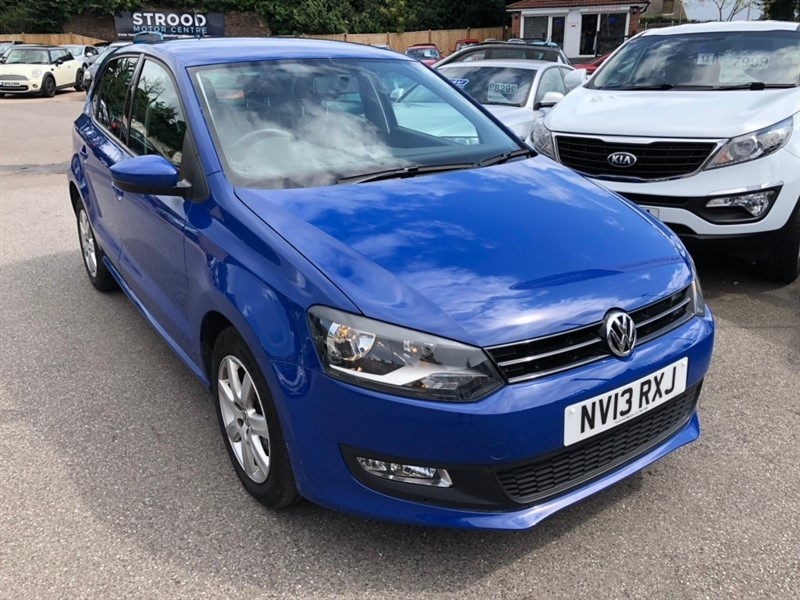 used VW Polo Match Edition DSG 5dr in rochester-kent