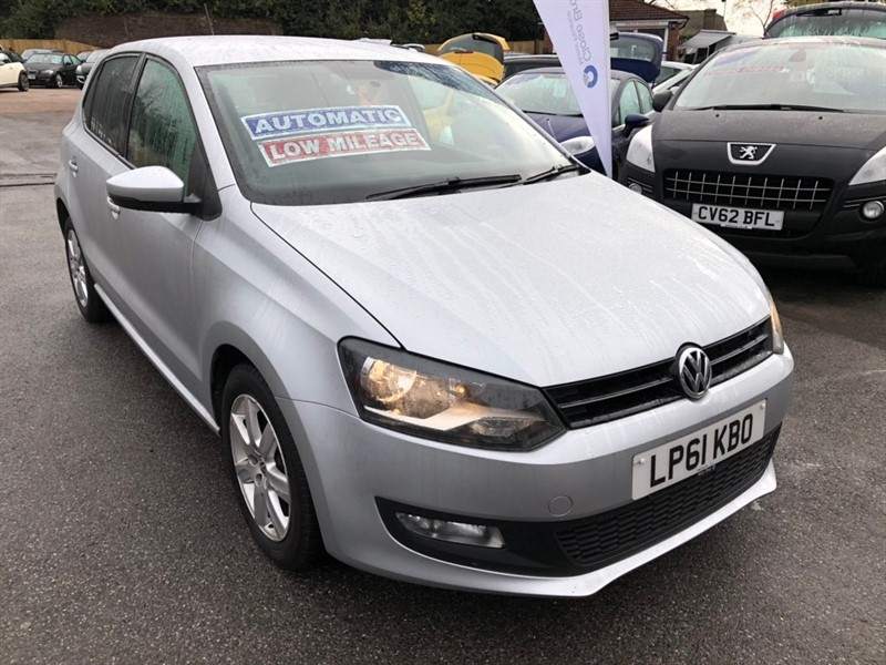 used VW Polo Match DSG 5dr in rochester-kent