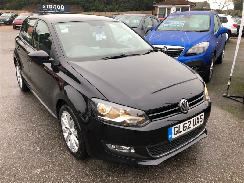used VW Polo TSI SEL 5dr in rochester-kent