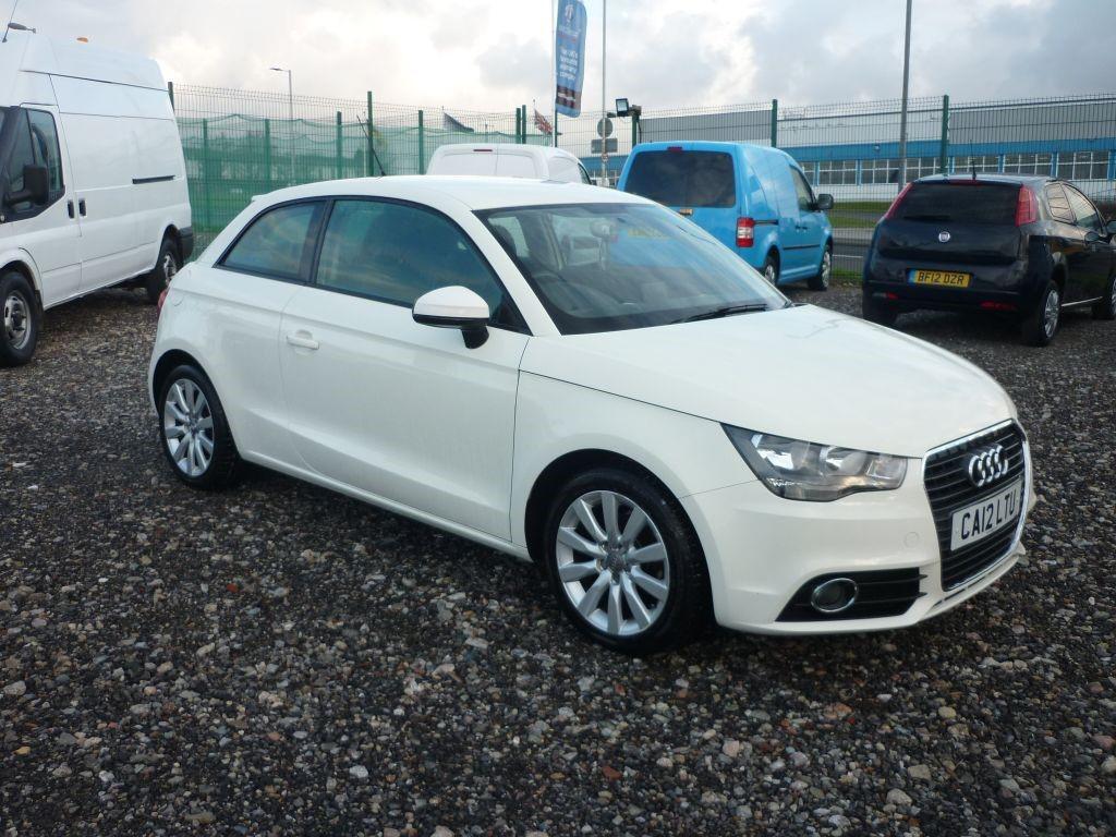 Used White Audi A1 for Sale | Devon