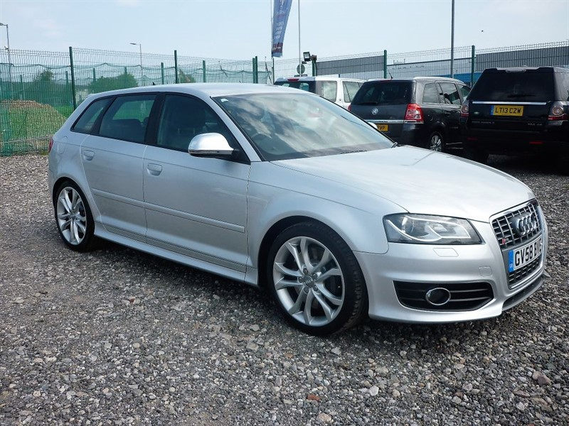 used Audi S3 S3 2.0 TFSI QUATTRO  (FREE FUEL + 6 MONTHS PARTS & LABOUR WARRANTY) in plymouth-devon