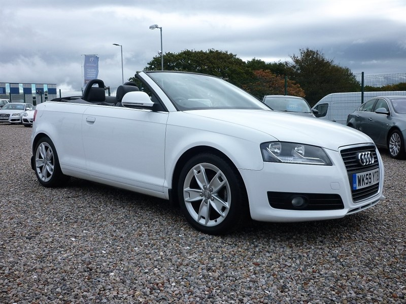used Audi A3 2.0 TDI SPORT - 34000 Miles - Full Audi History - 2 Keys - 1 Lady Owner in plymouth-devon