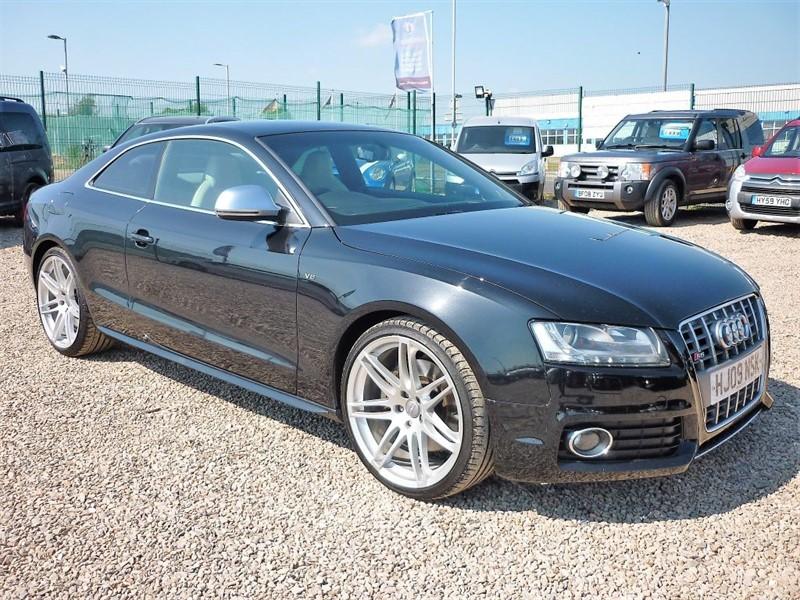 used Audi S5 S5, 4.2 FSI QUATTRO  (FREE FUEL + 6 MONTHS PARTS & LABOUR WARRANTY) in plymouth-devon