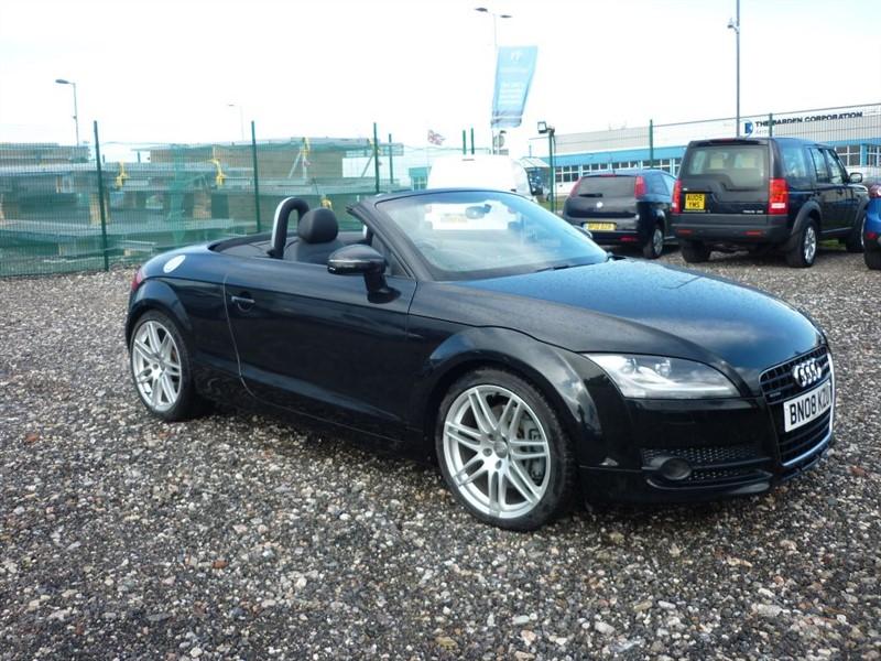 used Audi TT 3.2 QUATTRO SA in plymouth-devon