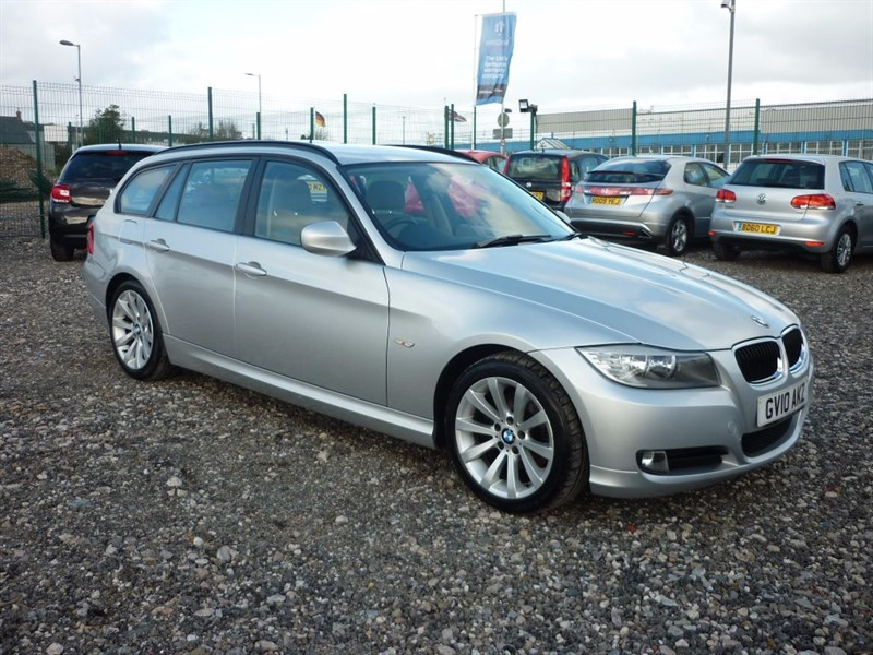 used BMW 320d SE TOURING,  FREE 15 MONTHS WARRANTY in plymouth-devon