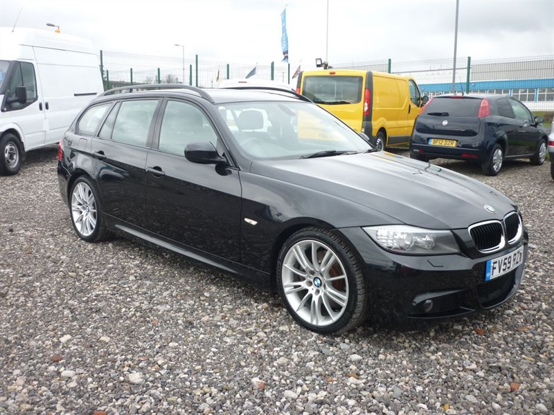 used BMW 325d 3.0D M SPORT TOURING in plymouth-devon