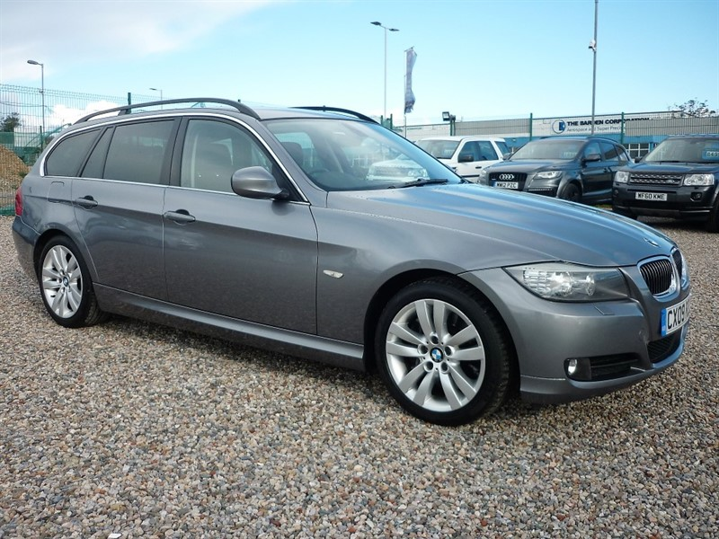 used BMW 330d 3.0D SE TOURING in plymouth-devon