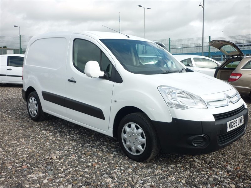 used Citroen Berlingo 1.6 625 LX L1 HDI in plympton-plymouth