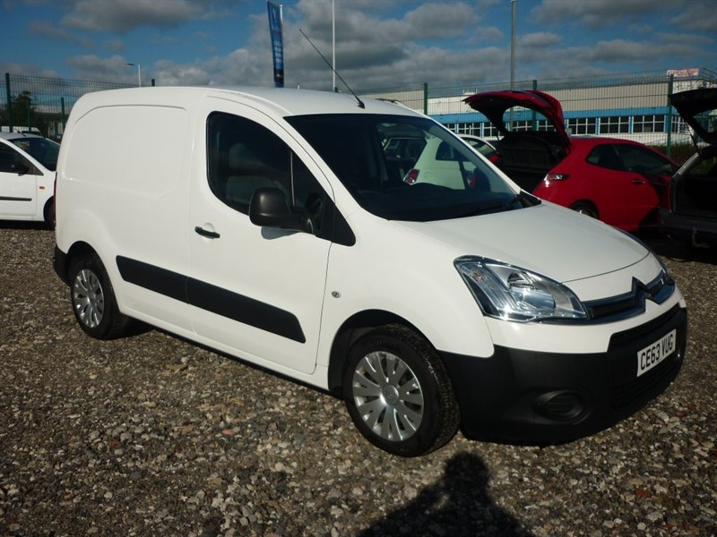 used Citroen Berlingo 625 ENTERPRISE L1 1.6 HDI  in plymouth-devon