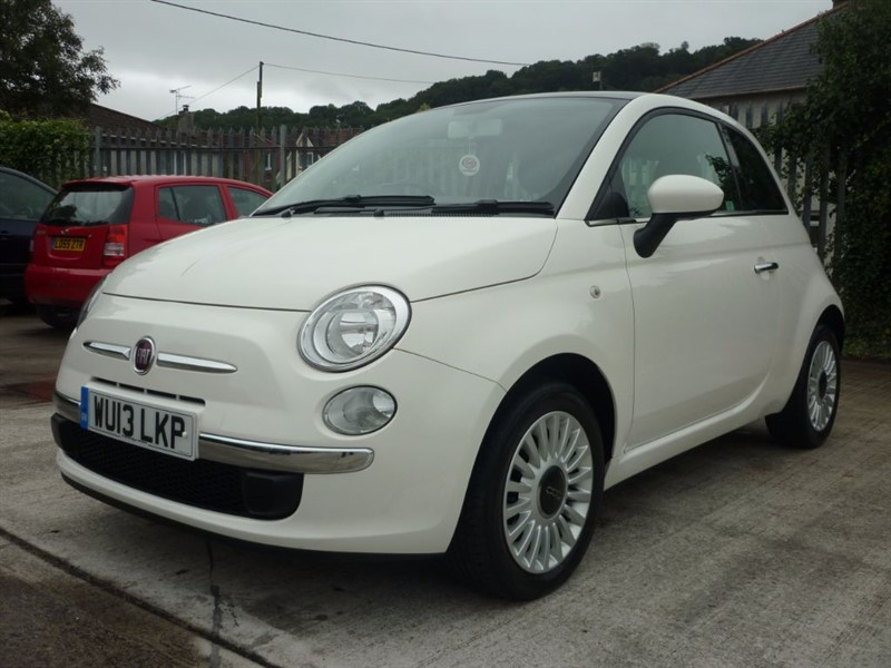 used Fiat 500 1.2 LOUNGE in plympton-plymouth