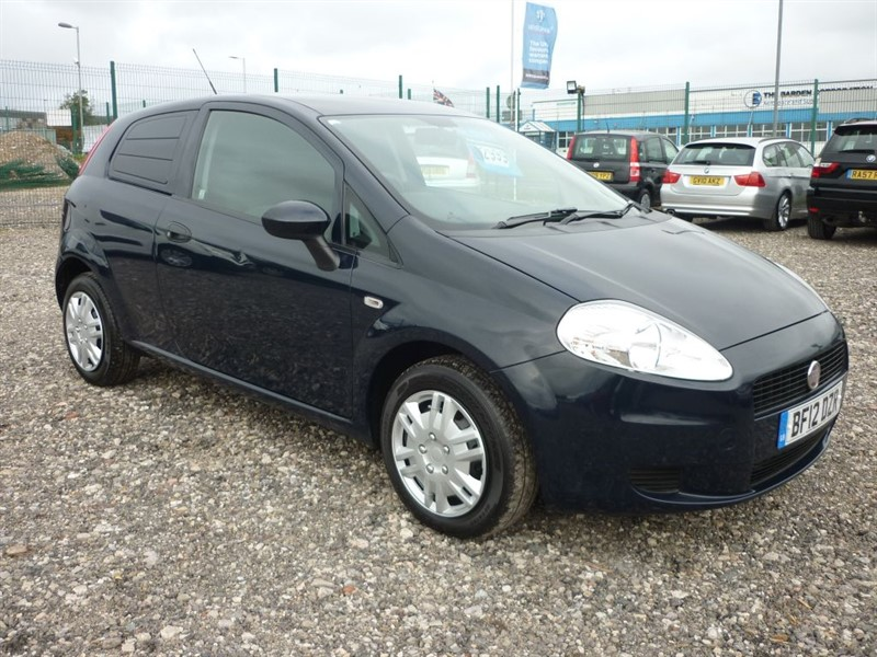 used Fiat Grande Punto ACTUAL 1.3 MULTIJET   in plymouth-devon